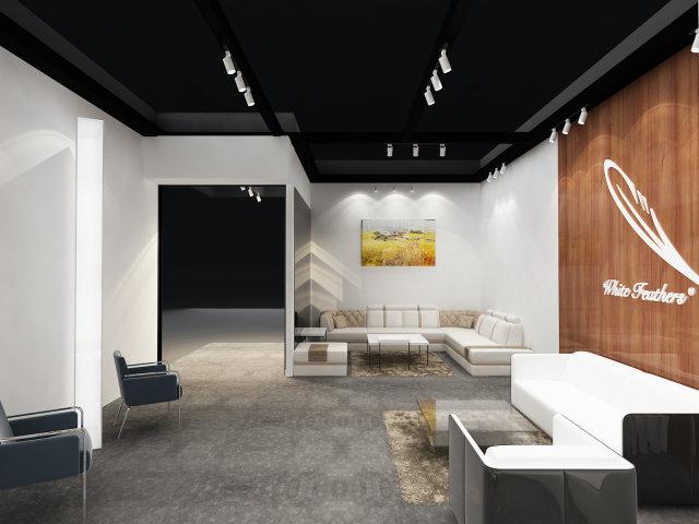 Gian hàng triển lãm Home EXPO