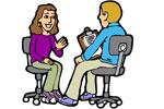 Trả lời phỏng vấn báo chí trong sự kiện