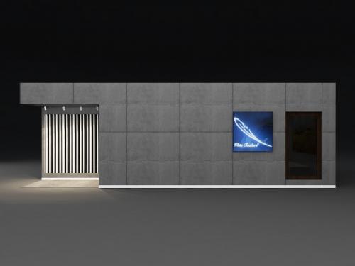 Thiết kế gian hàng Vifa Expo