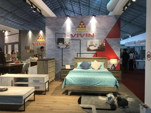 Thi công gian hàng triển lãm Vifa Expo
