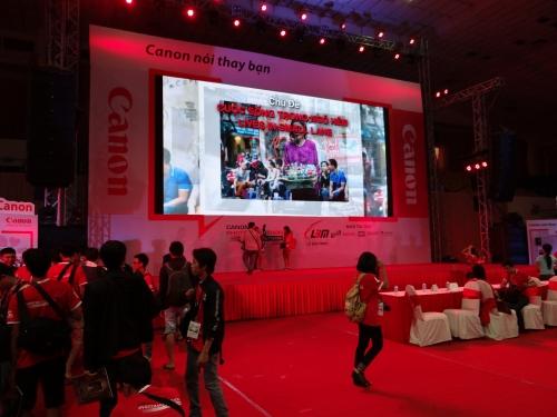 Canon event