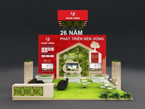 Design for stand Vietbuild 2018