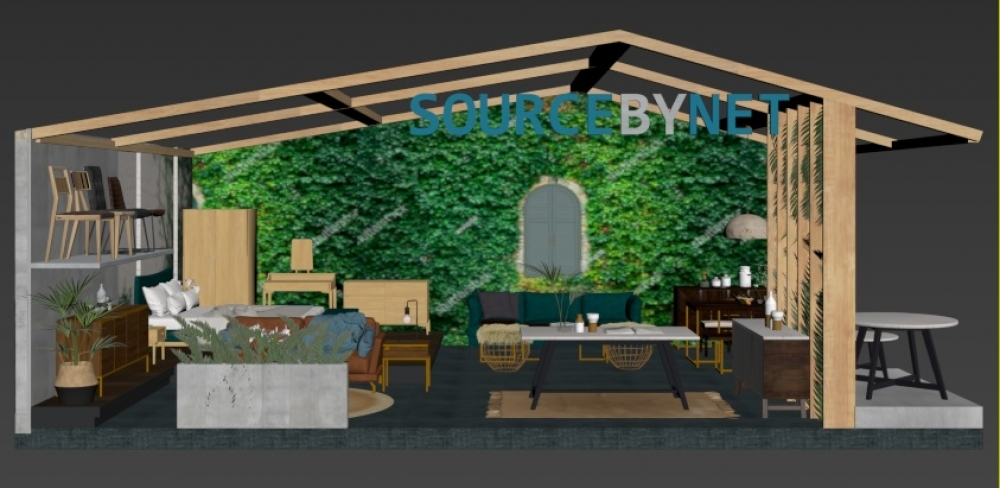 Design Booth for Vifa Expo Exhibition booth