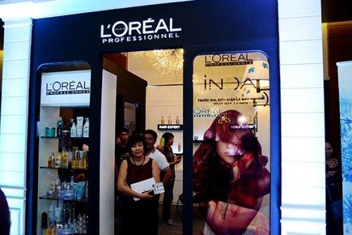 Loreal Hair Show