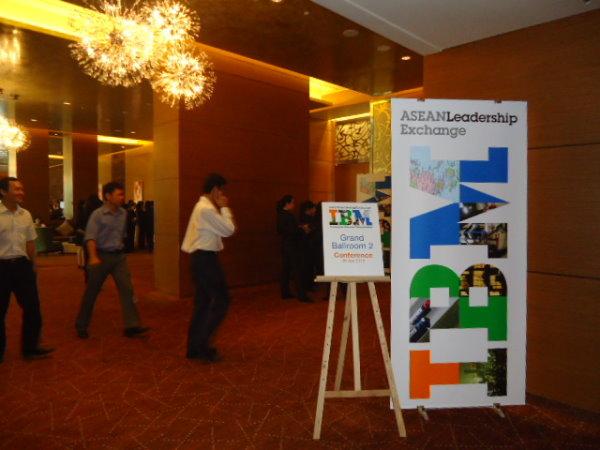 ASEAN Leadership Exchange IBM
