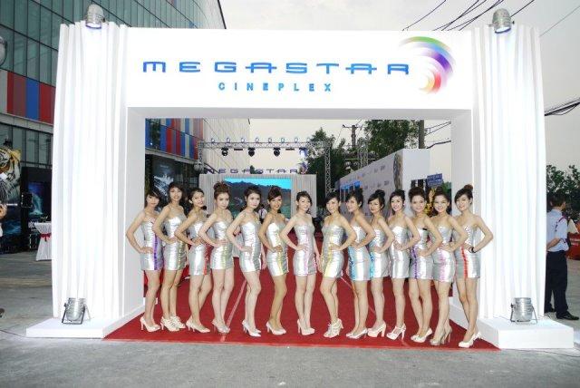 Khai trương rạp Megastar 10 tại TPHCM