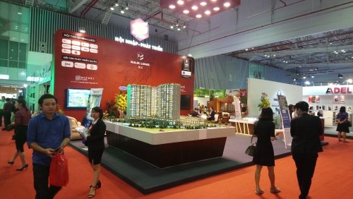 Vietbuild Exhibition